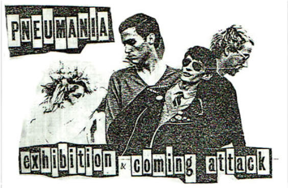 Pneumania Flyer