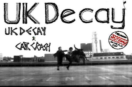 UK Decay Flyer