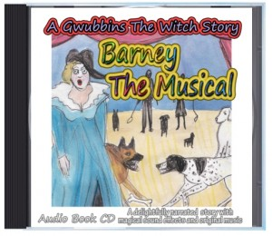 Barney The Musical CD - screenshot